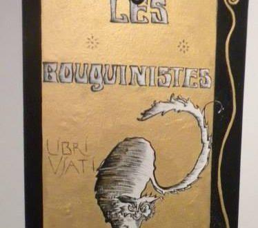 P.I.L. – Les bouquinistes