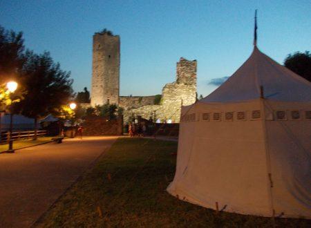 Serravalle si tuffa nel Medioevo (foto e video)