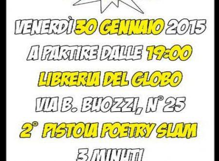 Pistoia Poetry Slam, seconda edizione