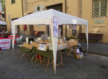 Torna il mercatino delle pulci a Chiesina Uzzanese