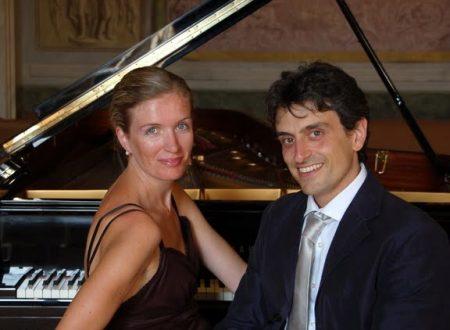 Duo pianistico Datteri-Lencioni al Damaris