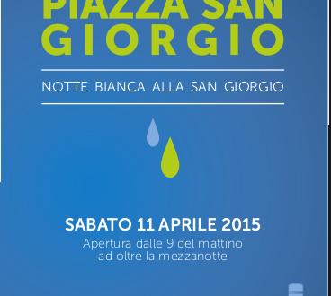Notte Bianca alla San Giorgio 2015