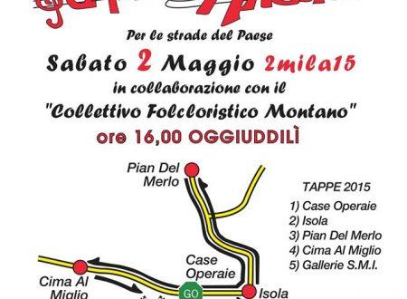 Cantar Maggio 2015 (Video)