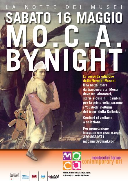 moca by night