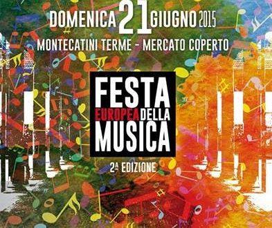 Torna la Festa della Musica a Montecatini