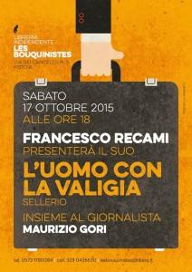 Locandina Francesco Recami