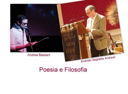 Poesia e filosofia alla libreria del Globo