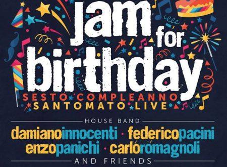 Jam for birthday
