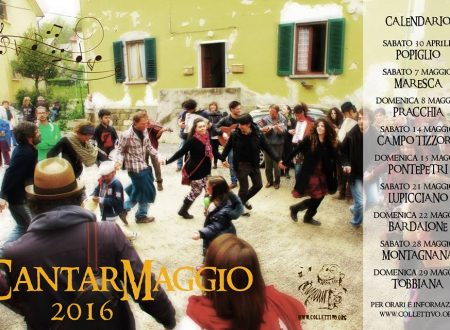 CantarMaggio 2016 (video)