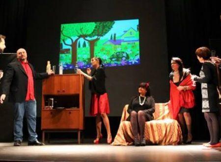 Il teatro dell'OIPA al Giugno Aglianese