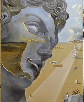 Il Satori surrealistico di Dalì, a Pisa