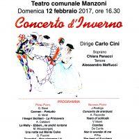 Concerto dinverno 2017