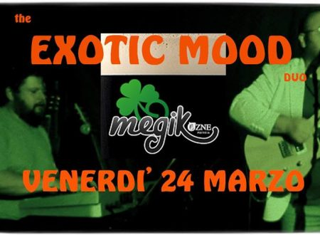 The exotic mood al Megik Ozne