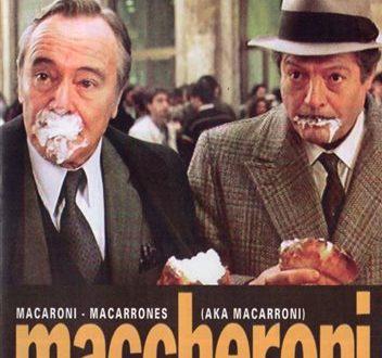 Maccheroni – al CRAL