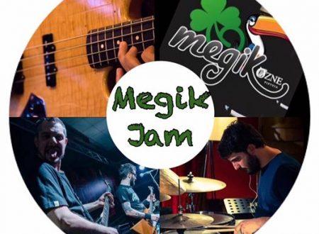 Jam + Willie's friend + Montaleni al Megik Ozne