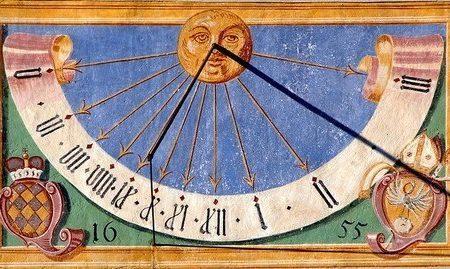 Il concetto del tempo