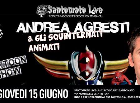 L'Agresti al Santomato Live