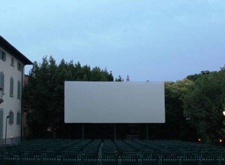 Cinema nel parco, a Montecatini