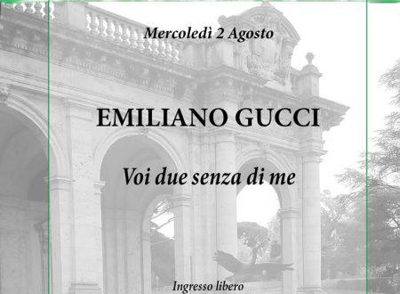 Emiliano Gucci a Biblioterme