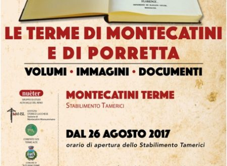 Le terme di Montecatini e di Porretta – volumi, immagini, documenti
