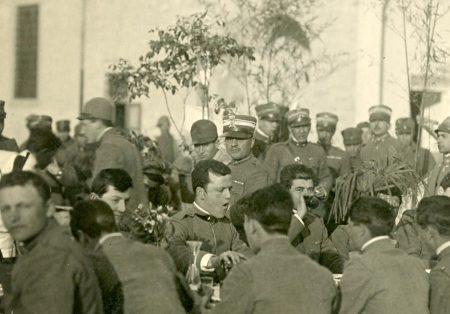 Pistoia tra il 1915 e il 1918: la città e la sua gente durante la Grande Guerra