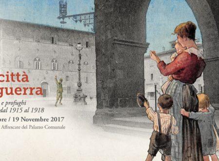 La città in guerra – Cittadini e profughi a Pistoia dal 1915 al 1918