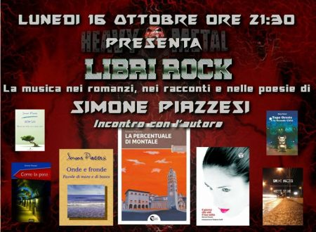 Libri rock su Heavy Metal Wave