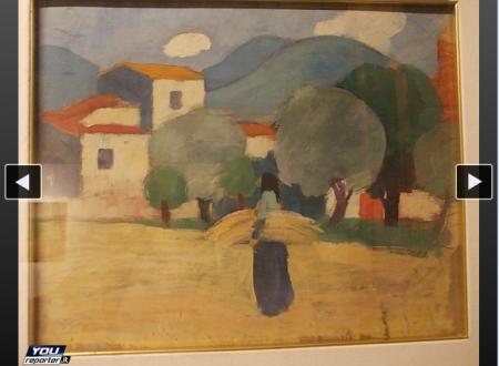 Pietro Bugiani – Un maestro del Novecento a Pistoia (foto-reportage)