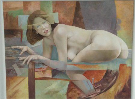 Luciano Borin in mostra