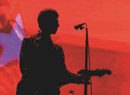 Noel Gallagher al Pistoia Blues