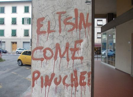 I graffiti di via Gobetti