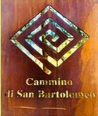 I totem del Cammino di San Bartolomeo