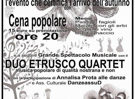 Festa de' becchi a Tobbiana