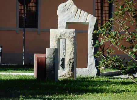 Le sculture vessate del giardino Anna Magnani